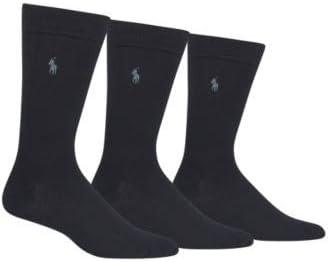 Polo Ralph Lauren Dress Socks 3 Pack