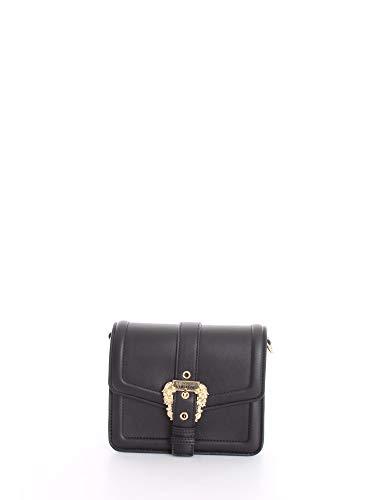 Versace Tasche Jeans Couture Schulterriemen E1VVVBBF7 71408 899 schwarz