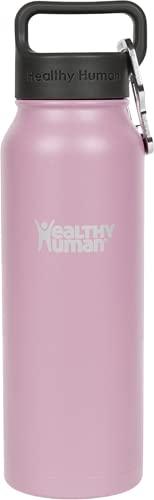 Healthy Human Water Bottles, BPA Free Sports...