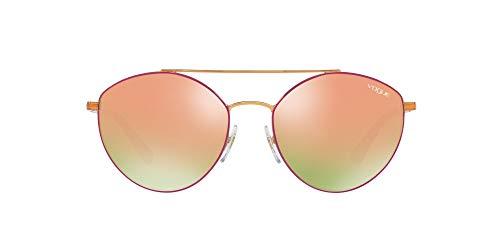 Vogue 0Vo4023S Gafas de sol, Copper/Fucsia, 56 para Mujer