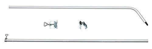 Trixie 4413 Geländer-Klemme mit Teleskopstange