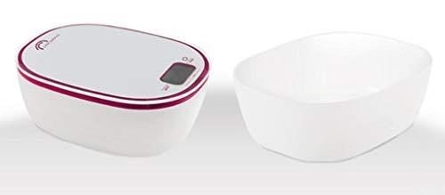 Little Balance Balance culinaire, Blanc/Cerise