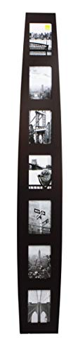 GKG PN17580-9INT KG kieragrace Summit Collage Frame, Espresso