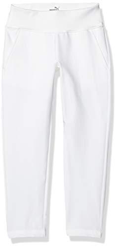 PUMA Golf 2019 Pantalon pour fille, Garçon, Pantalon, 2019 Pant, Blanc brillant, X-Large