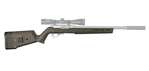 Magpul Hunter X-22 Stock for Ruger 10/22, Olive Drab Green