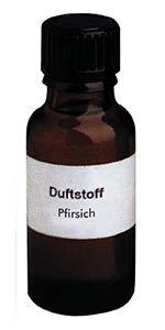 Eurolite Nebelfluid-Duftstoff, 20ml, Pfirsich   Duftstoff für Nebelflüssigkeit   Aufwertung für Ihren Nebel   Dosierung ist frei wählbar   Made in Germany