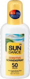SUNDANCE Sonnenspray sensitive LSF 50, 200 ml