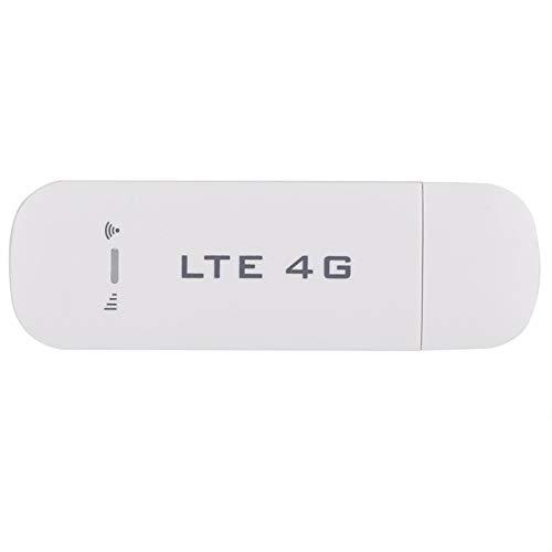Socobeta Enrutador de Punto de Acceso fácil de Usar USB Memoria Grande Alta Velocidad Conveniente Adaptador de Red de 100 Mbps para computadora
