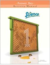 Science 1 Activity Manual Teacher's Edition 3rd Edition