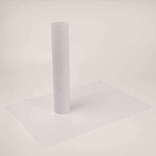 Papeles El Carmen Papel Parafinado para Uso Alimentario, Blanco, 35x50cm, 510 Unidades