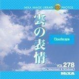 MIXA IMAGE LIBRARY Vol.278 雲の表情