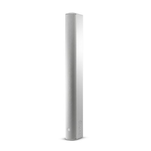 JBL CBT 100LA-1-WH White Line Array Column Loudspeaker with (16) 2 in. Drivers
