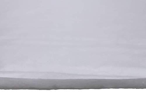 Pollenfilter Feinfilter F9 ca. 1x1 m Dicke ca. 4-6 mm ca. 300g/m² synthetisches Filtermedium - in dichter Ausführung Ersatzfilter Luftfilter Filtermatte