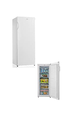 RCU219WH1 Comfee - Congelatore Verticale 157 Litri Classe F Bianco