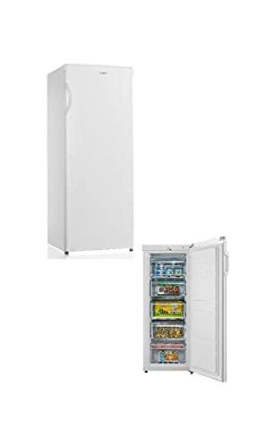 Congelador vertical RCU219WH1 Comfee 157 litros Clase F Blanco