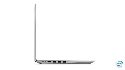 "Lenovo IdeaPad S145 15.6"" HD Slim Laptop – (Intel Pentium Gold, 4GB RAM, 128GB SSD, Windows 10 in S Mode) – Platinum Grey 4"