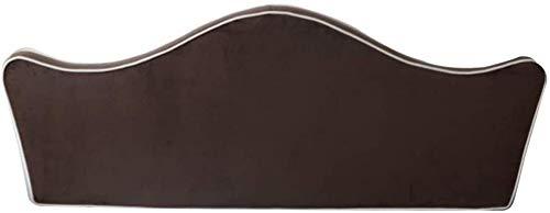 Kissen Lehrstuhl for Bed with Arms Soft-Lesekissen fleckabweisend und abnehmbar und waschbar Farbe: Blau, Größe: 180x62x8cm (Color : Brown, Size : 135x62x8cm)