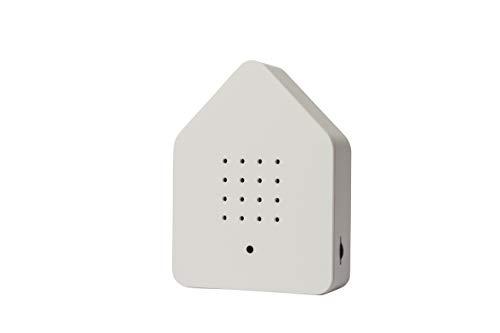 Zwitcherbox Classic zwitscherbox, weiß/weiß, 11x 12x 3cm