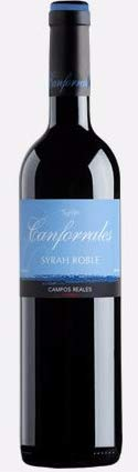 Canforrales Syrah Roble 75 cl