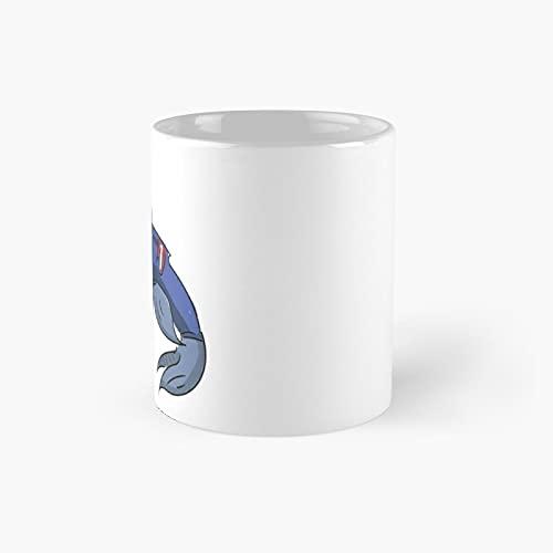 Space Fish Classic Mug - 11 Ounce For Coffee, Tea, Chocolate Or Latte.