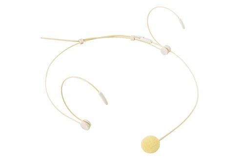 Diskretes Nackenbügel-Headset-Mikrofon in Nieren-Form