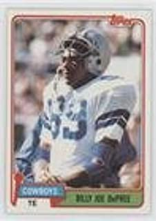 Billy Joe DuPree (Football Card) 1981 Topps - [Base] #393