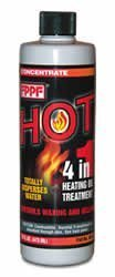 FPPF Chemical Co 00161 16 OZ HOT 4-in-1 Heating Oil Treatment by FPPF
