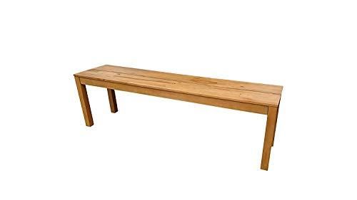 SAM Garten-Bank 150 cm Elyar aus Akazien-Holz, FSC® 100% Zertifiziert, 3-Sitzer für Balkon, Terrasse und Garten