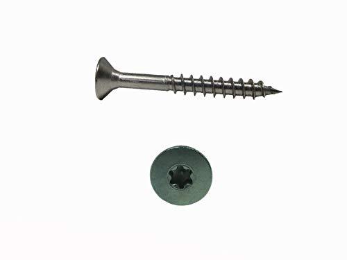 Spanplattenschrauben Edelstahl A2 TX 3,5 x 16 mm (100) Stück