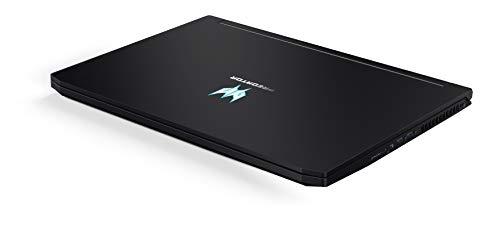 """Acer Predator Triton 500 15.6"""" 1920 x 1080 144 Hz Core i7-9750H 2.6 GHz 32 GB Memory 1 TB NVME SSD Storage Laptop"""
