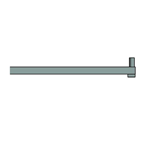 New Order Shelf Bodenplatte, army dunkelgrün 100x34x2.3cm