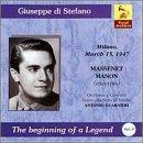 Manon by Massenet