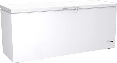 Tiefkühltruhe mit Klappdeckel 635 Liter Gefriertruhe Kühltruhe Truhe Dual Modus 1899x765x840 mm