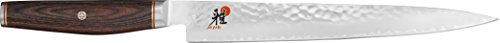 Miyabi 340782410 Sujihiki 240 6000 MCT, Acier, Brun, 37 x 6 x 3 cm