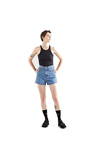 LEVI STRAUSS & CO. 39451-0002 Shorts Shorts Denim Donna Blu Denim 27
