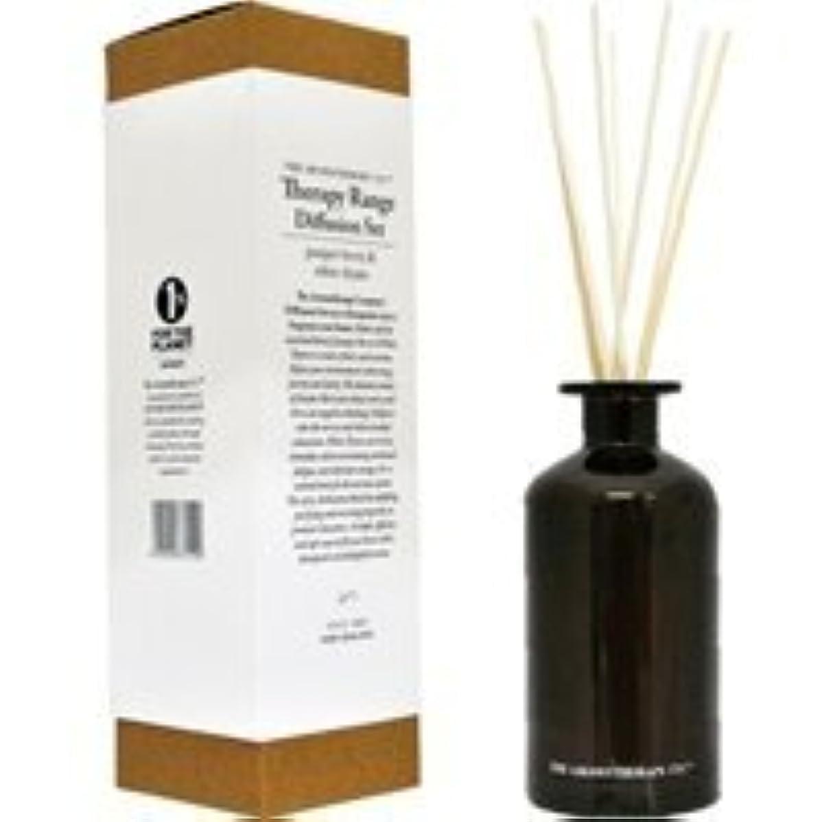 Therapy Range セラピーレンジ メディシンボトル ディフュージョンスティック 250ml ジュニパーベリー&ホワイトタイム Juniper Berry & White Thyme アロマセラピーカンパニー