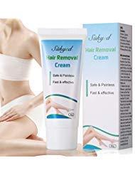 Hair Removal Cream,Depilatory Cream, Women Mens Painless Flawless Fast for Body Underarms Legs Bikini Area Skin Hair Remover Cream