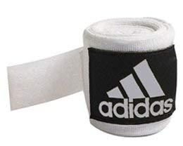Adidas Boxbandagen, 2,55m Hand Wraps–Weiß