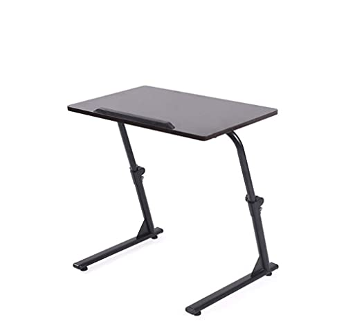 GAXQFEI Ascensor Móvil Mesa de Noche Mesa Portátil Plegable Play Table Bed Sofá Mesa de Centro Mesa de Estudio Mesa Plegable,# 1