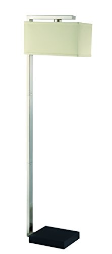 Coaster Floor Lamp Contemporary Metal Floor Lamp