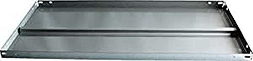 JOMASI - Balda Panel Estanteria Gris Jomasi 80X40 Cm