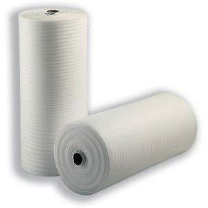 Rollo de envoltura de espuma JIFFY de 500 x 20m, para base de embalaje