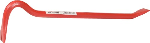 KS TOOLS 156.0591 - Pince à Décoffrer Rouge à Coprs Hexagonal - Pinces à Décoffrer en Acier au carbone - 600 mm