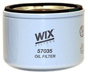 WIX Filters - 57035 Heavy Duty Spin-On Lube Filter, Pack of 1