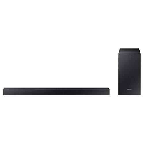 Samsung HW-T450/ZG Soundbar, schwarz, Bluetooth, Dolby Audio