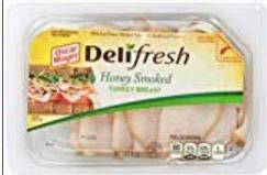Oscar Mayer Deli Fresh Honey Smoked Turkey Breast Lunch Meat, 9 Oz