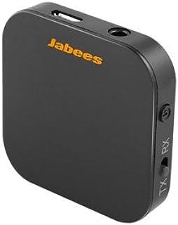 【Jabees AMPSound | ジャビーズ アンプサウンド】次世代型 集音器 + ワイヤレスイヤホン 一体型 Bluetooth4.1 音楽視聴/通話 / 集音の3in1機能 (ブラック, 無線機(テレビ接続))