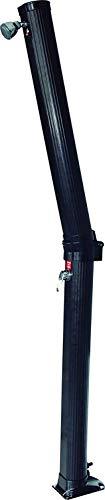 well2wellness® Klappbare PVC Solardusche mit 25 l Wassertank