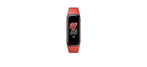 SAMSUNG Galaxy Fit2 Rojo con acelerómetro, giroscopio, Monitor...