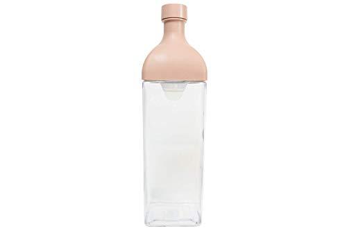 Hario KAB-120-SPR Cold Brew Tea Bottle Ka-Ku, plastik, Smoky Pink